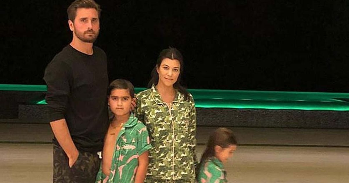 Kourtney Kardashian and Scott Disick hint they're trying for baby number 4