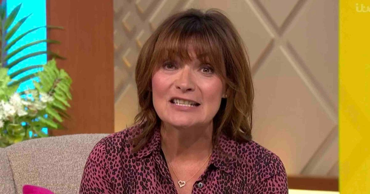 Lorraine Kelly opens up about miscarriage in Twitter chat with Nicola Sturgeon