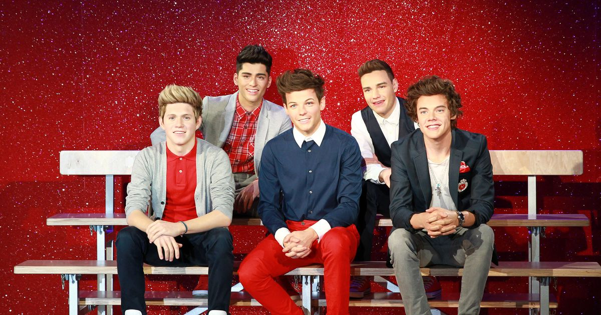One Direction fans 'heartbroken' as Madame Tussauds removes band's wax figures