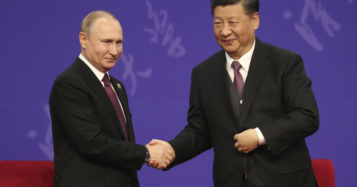 China says it will join Russian war games with Iran and Belarus
