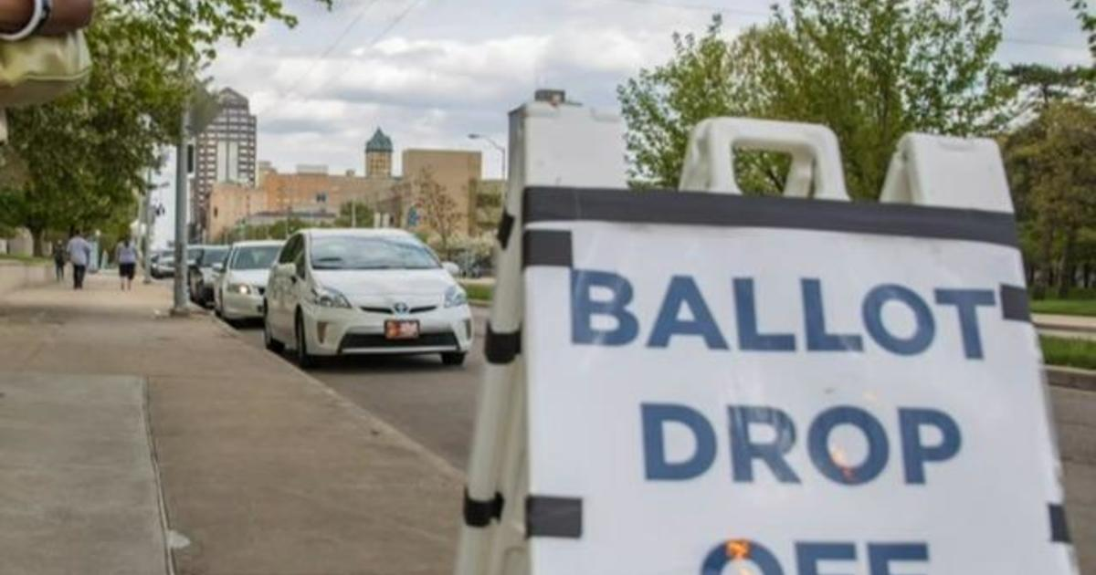 Key states still determining how they will process and collect mail-in ballots