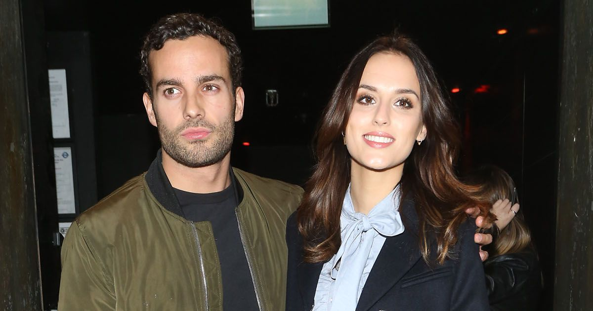 Made In Chelsea's Lucy Watson engaged after romantic proposal in Greece