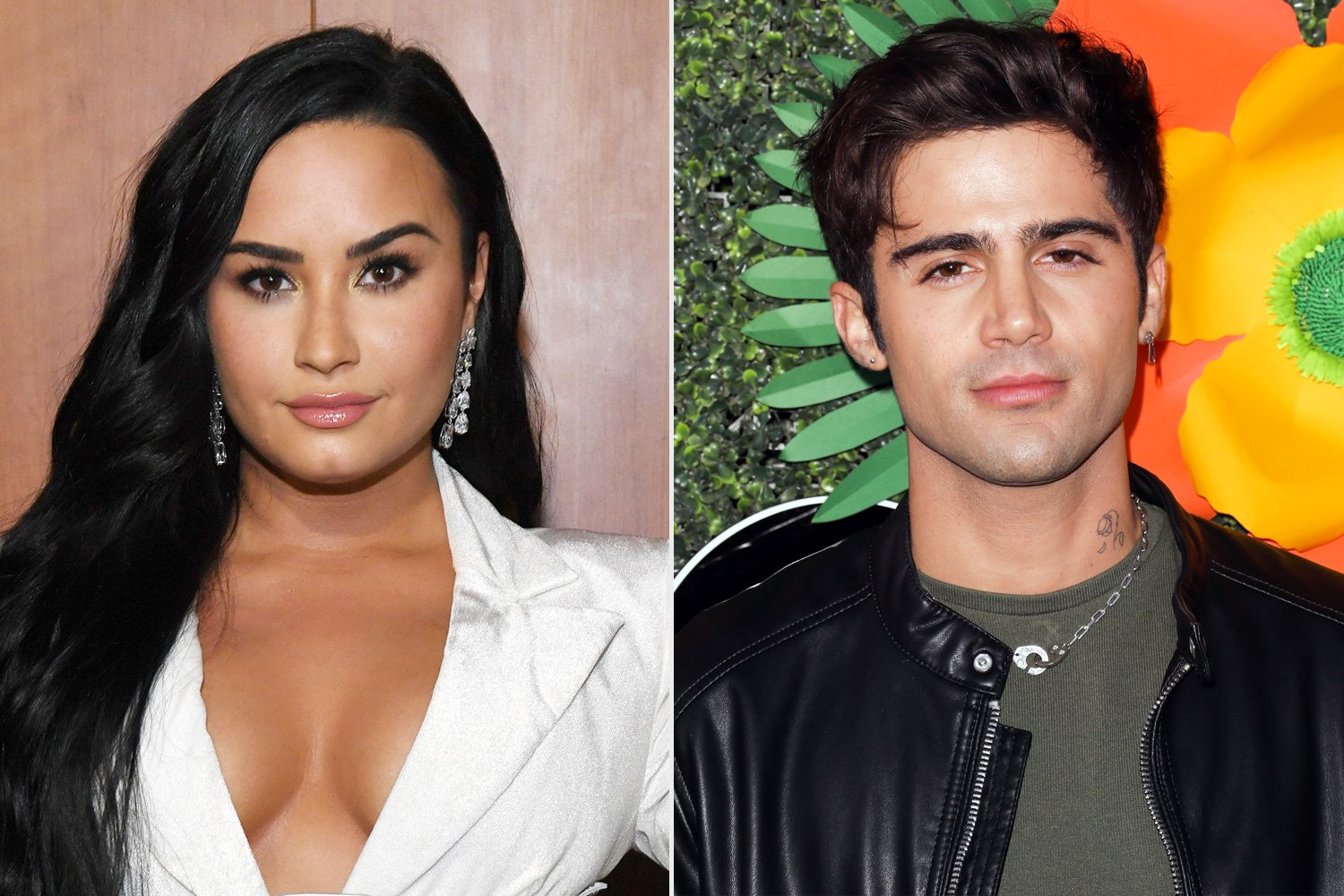 Demi Lovato Friends Have Hesitations About Her Fiance Max Ehrich But She Is 'Truly In Love' So She's Ignoring Their Opinions