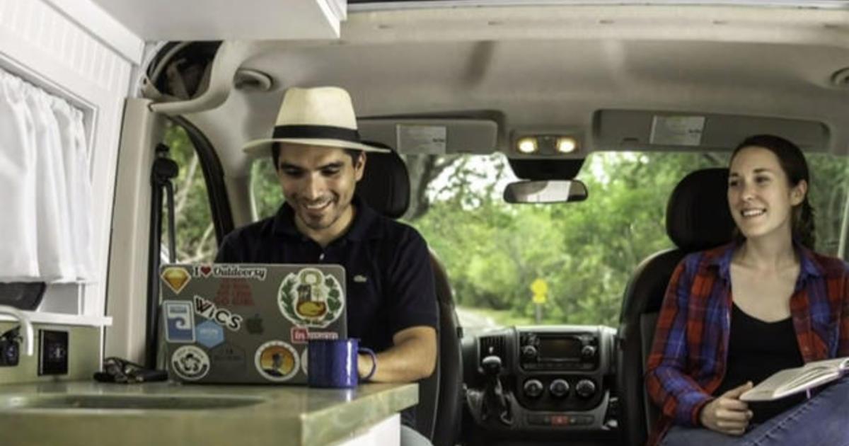 After losing 95% of its customer base, Ondevan Campervan is back on the road
