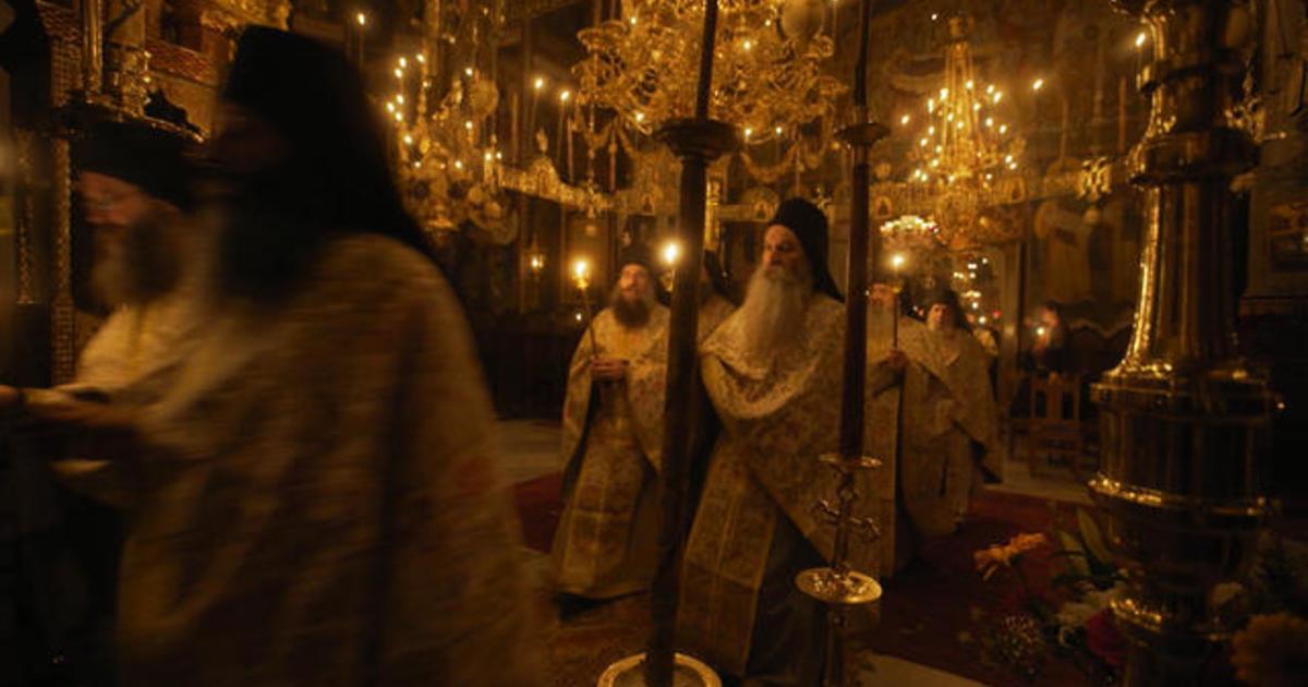 Easter on Mt. Athos