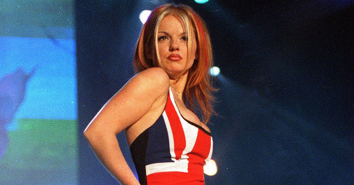 Geri Horner's favourite spice girl memory is eating a baked potato with beans