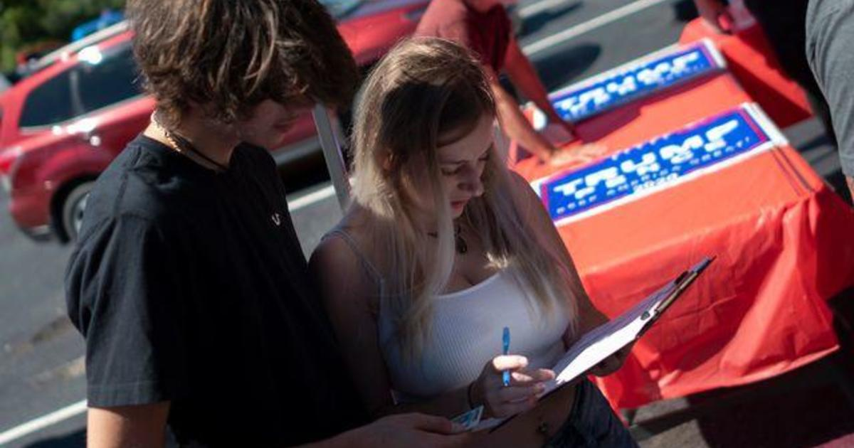 What young adults are concerned about ahead of 2020 election