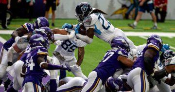 Tennessee Titans and Minnesota Vikings close facilities
