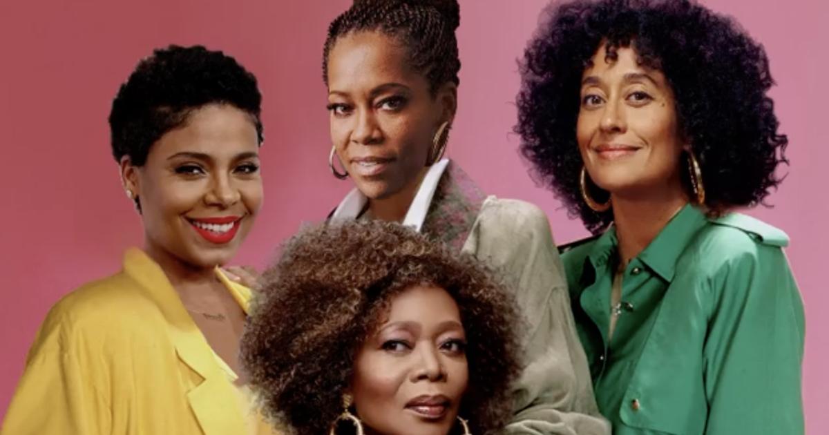 """""""Golden Girls"""" special recast with Black actors"""