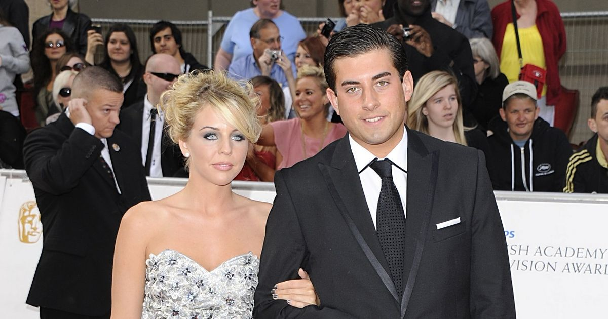 Lydia Bright posts epic throwback with ex James Arg to mark 10 years of TOWIE
