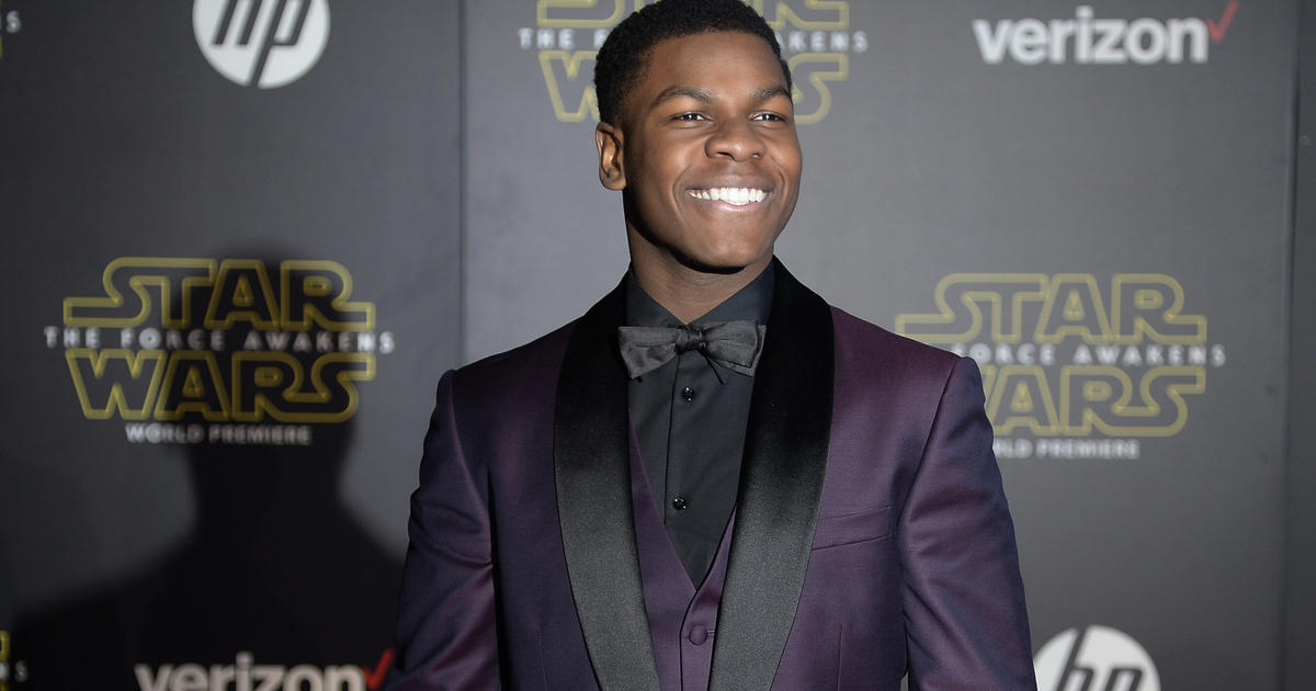 Star Wars actor John Boyega says Disney sidelines actors of color
