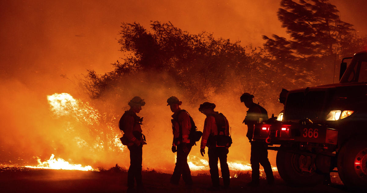 California wildfires burn 2.2 million acres — more than any year on record