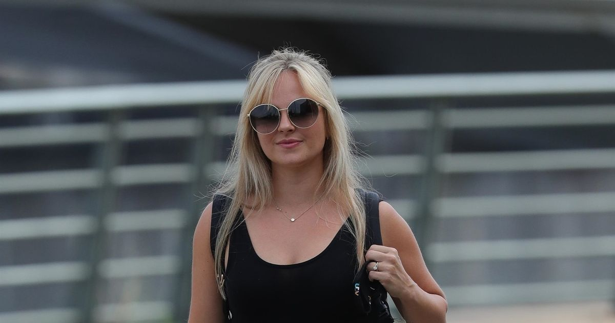 Tina O'Brien hits out after cruel trolls asked if she'd had a 'fat transplant'