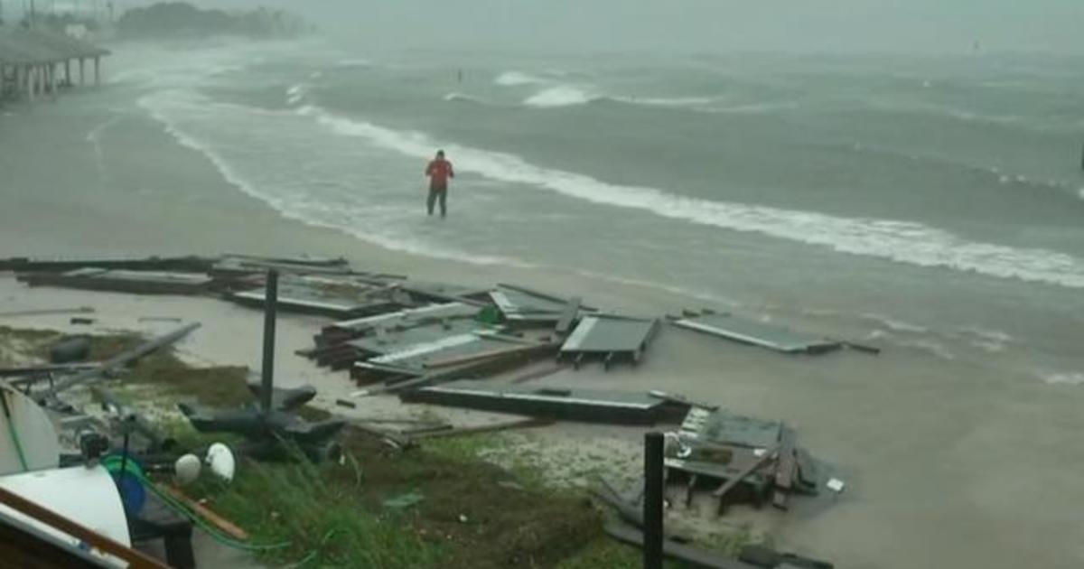 Eye Opener: Hurricane Sally makes landfall in Alabama