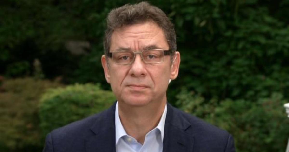 "Transcript: Pfizer CEO Albert Bourla on ""Face the Nation"""