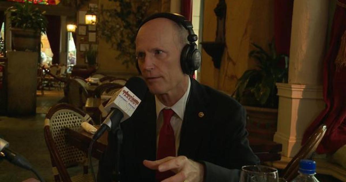"Sen. Rick Scott says ""Cuban thugs"" are at the heart of Venezuela crisis"