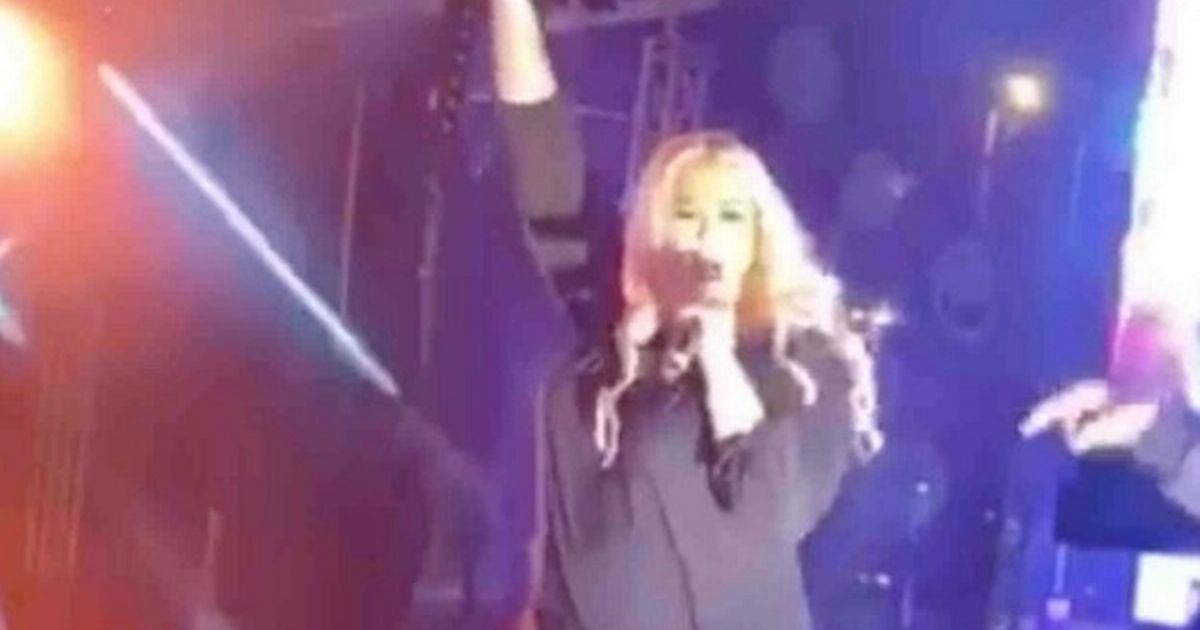 Gemma Collins amazes fans with powerful voice as she belts out Craig David tune