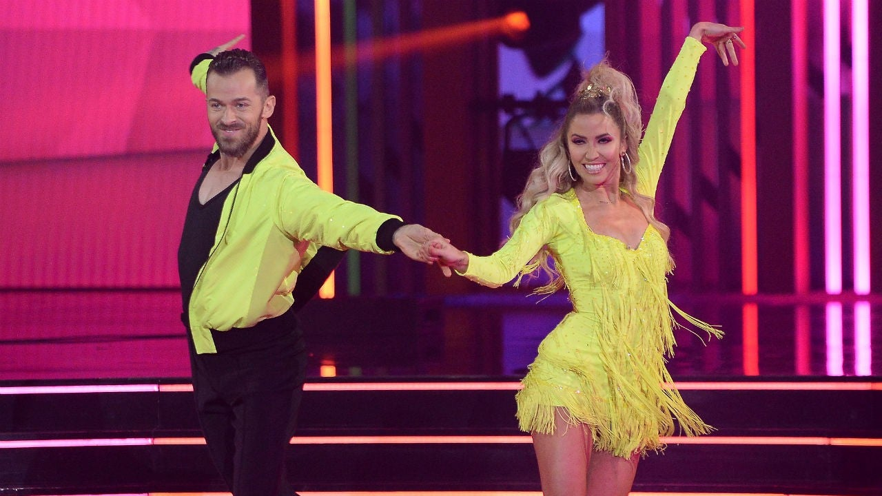 Artem Chigvintsev Wants To Win The DWTS Mirrorball Trophy So He Can Hang It Above His Son's Crib!