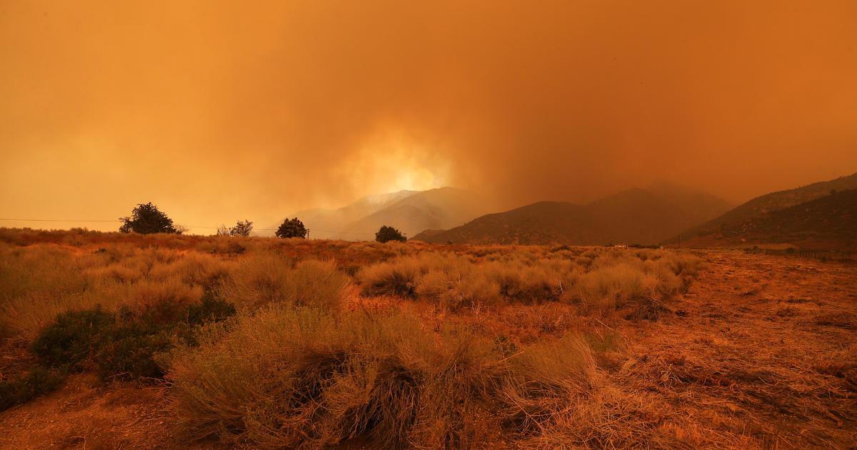 Firefighter battling blaze in California found dead