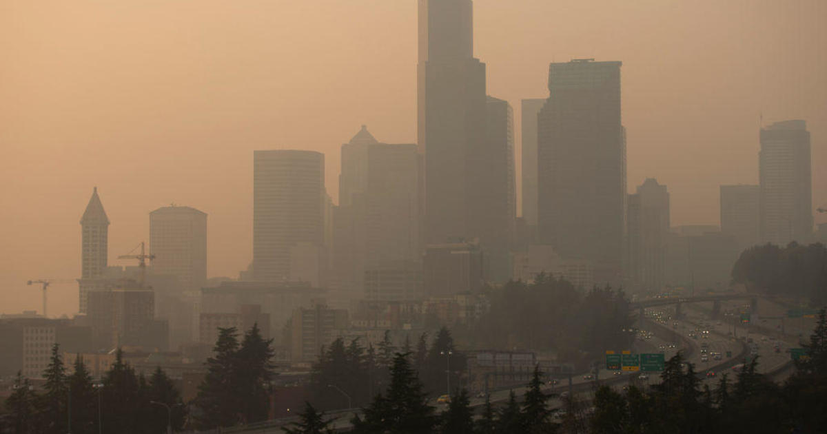 Western wildfires pollute air and threaten health of residents