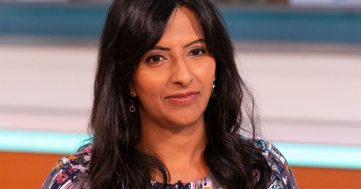 Ranvir Singh hopes she'll lose lockdown weight on Strictly after gaining a stone