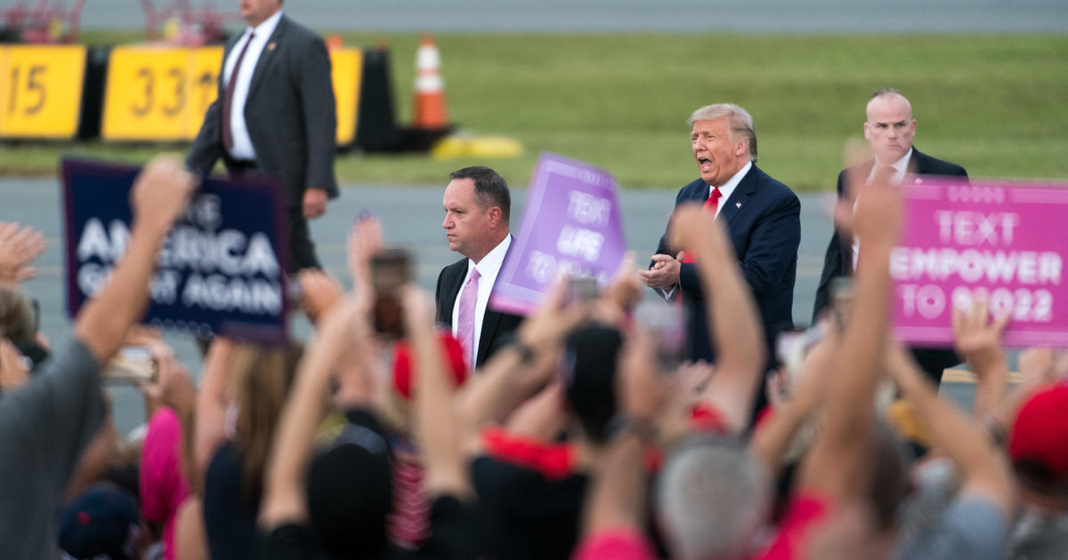 Plans for Trump's Nevada airport rallies this weekend are up in the air