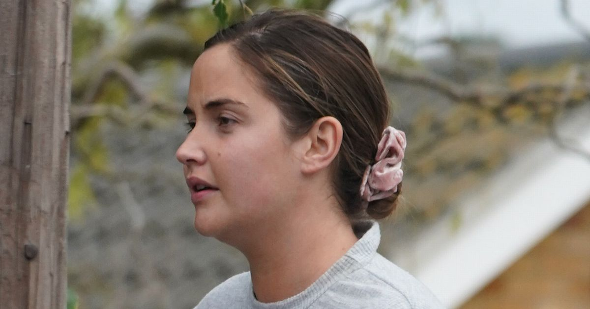 Jacqueline Jossa shows off new short hairstyle after fearing she's going bald