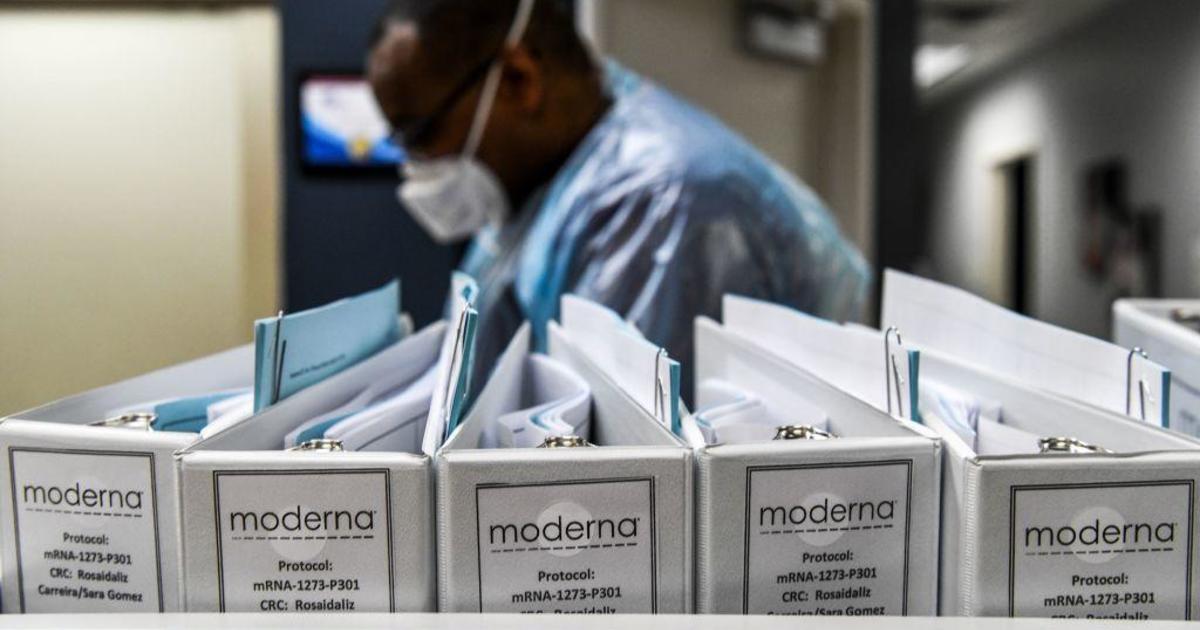 5 things to know about Moderna's coronavirus vaccine