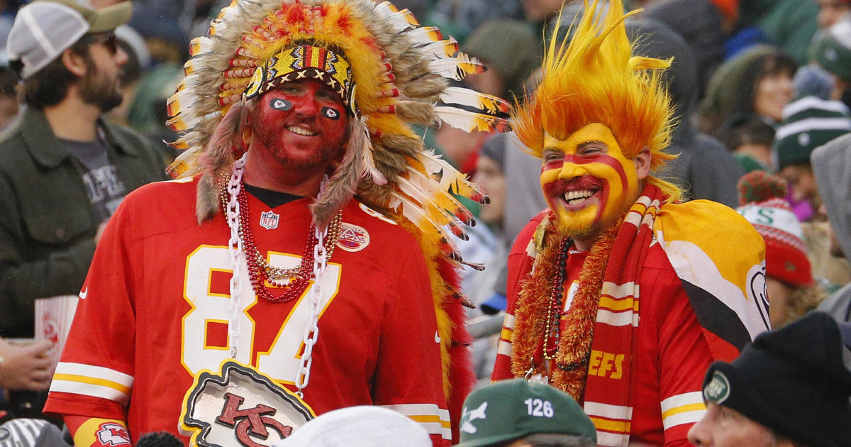 Chiefs fans won't have headdresses or face paint as season starts