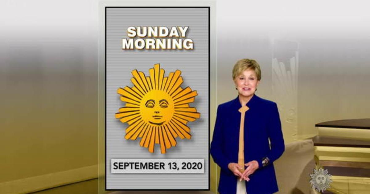"""Sunday Morning"" Full Episode 9/13"