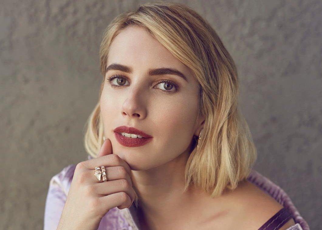 Pregnant Emma Roberts Shows Off Her Growing Baby Bump In Short Mini Dress — See The Look