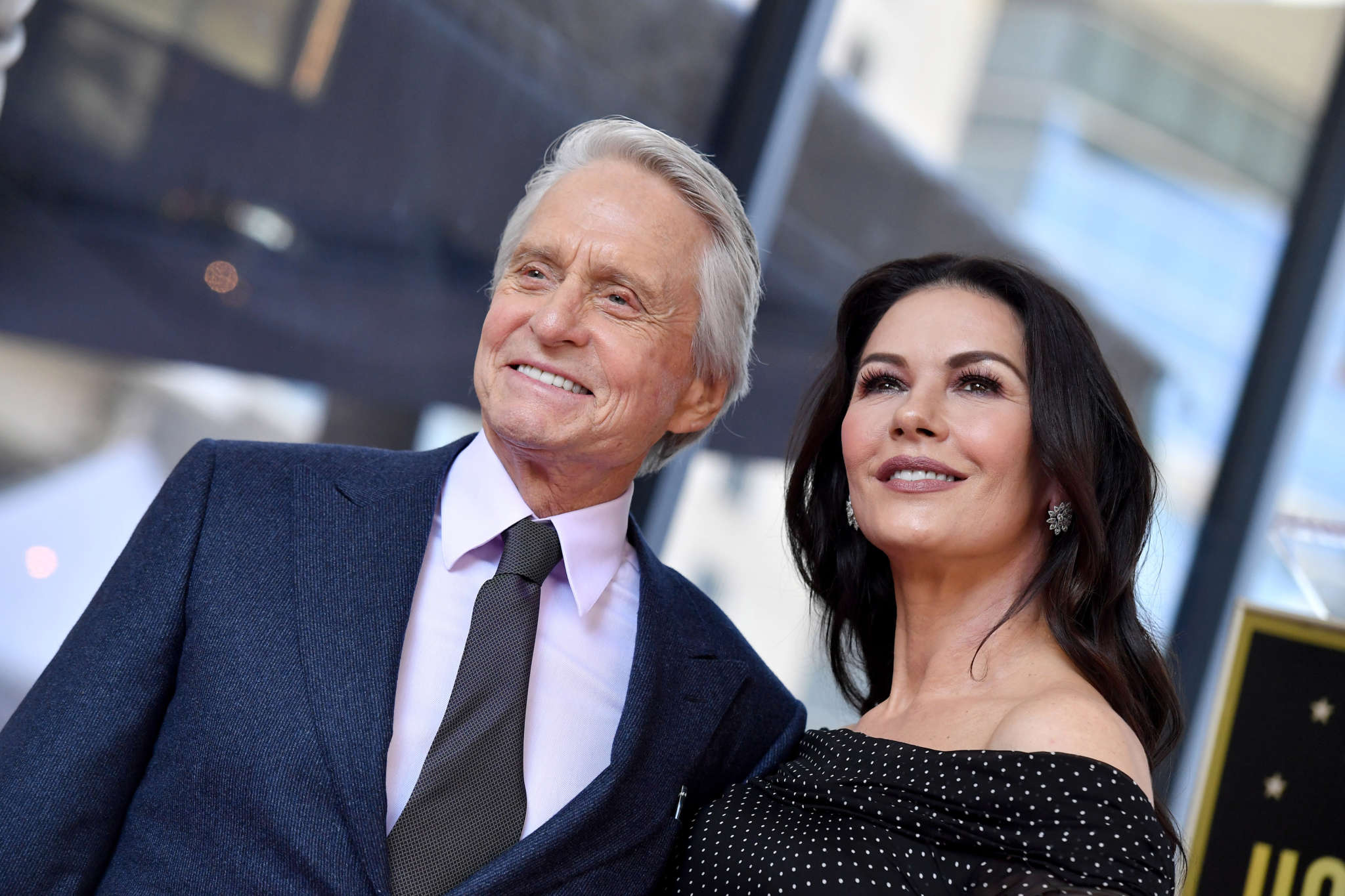 Michael Douglas And Catherine Zeta-Jones Celebrate Joint Birthday With Sweet Messages To Each Other!