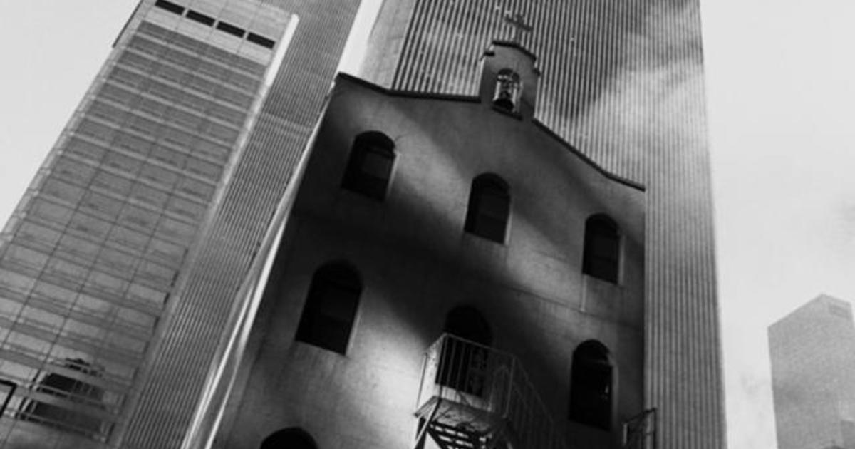 The resurrection of New York's St. Nicholas Greek Orthodox Church