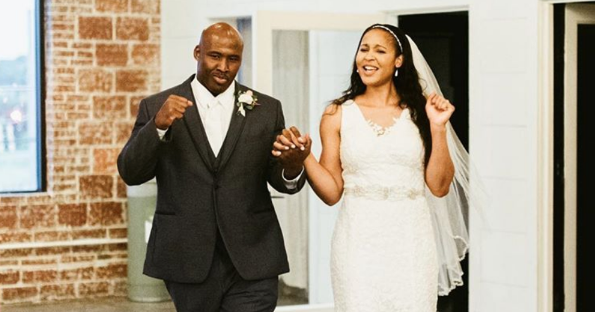 WNBA's Maya Moore marries man she helped free from prison