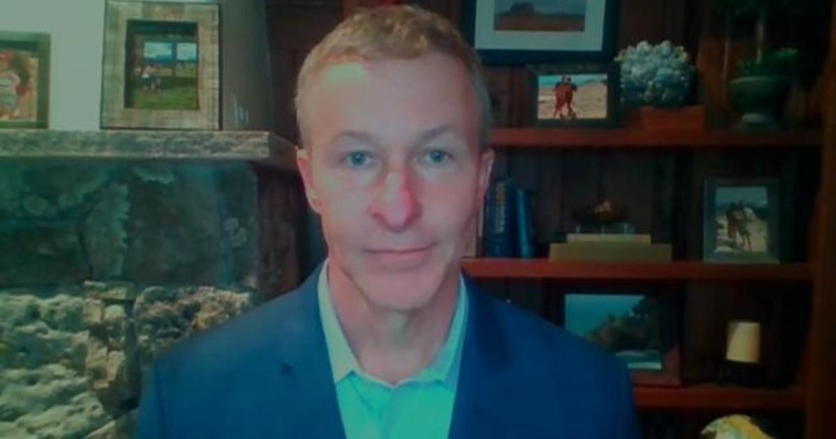 """Transcript: United CEO Scott Kirby on """"Face the Nation"""""""