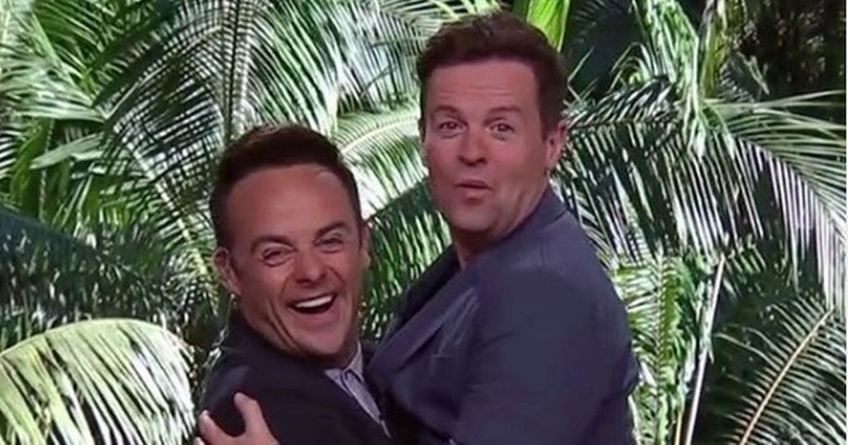 Ant and Dec explain they hated I'm A Celeb's title and thought it would change