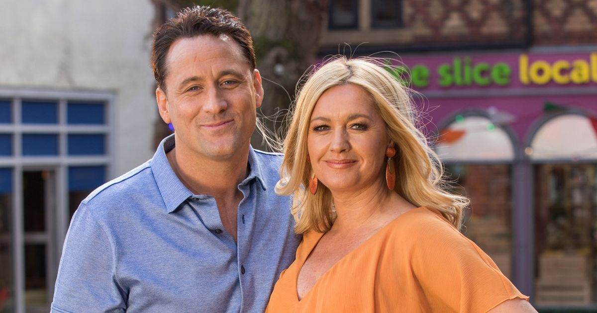 Hollyoaks' Alex Fletcher looks dramatically different after dyeing her hair red