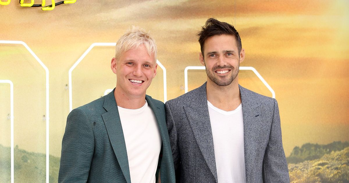 Strictly's Jamie Laing shares unknown Spencer Matthews connection in sweet snap