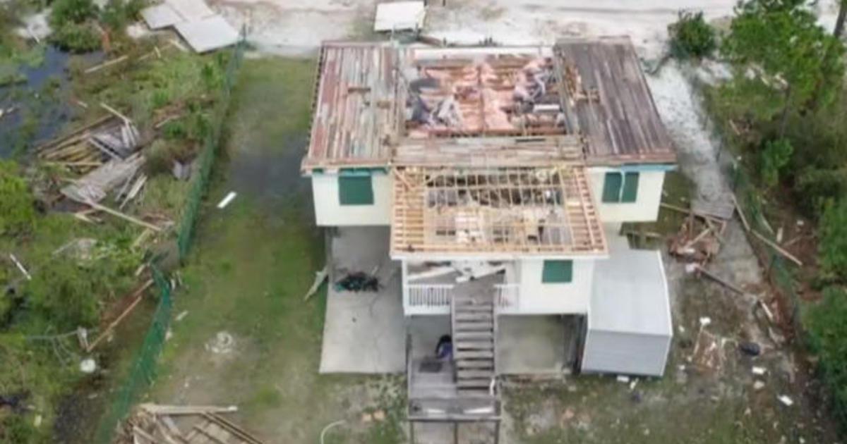 Hurricane Sally slams Gulf Coast, leaving 2 dead