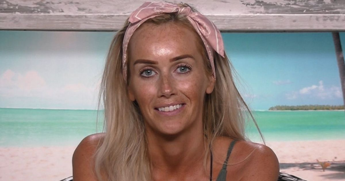 Love Island's Laura Anderson looks unrecognisable in snap with Jack Fincham
