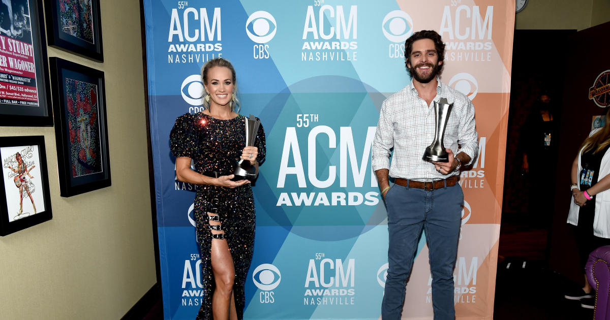 Tie for top prize at Academy of Country Music Awards – a first