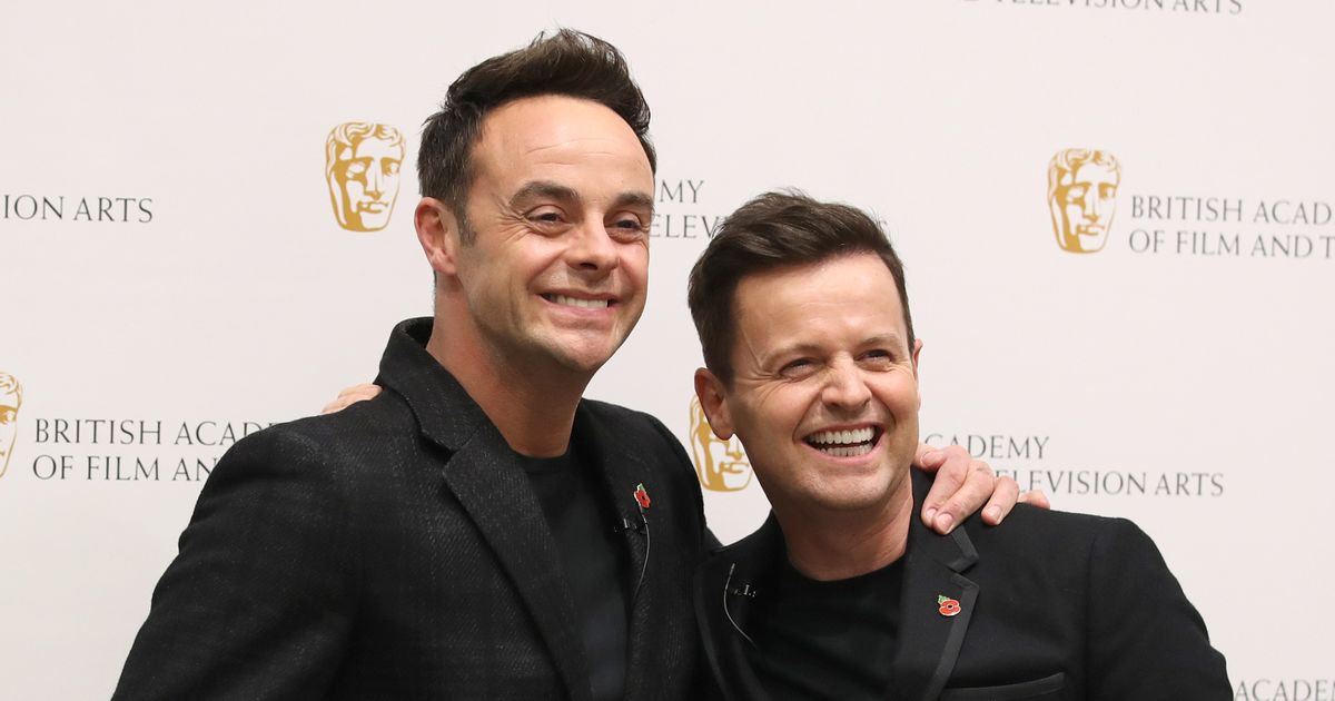 Ant and Dec took time out to get friendship back after drink-drive scandal