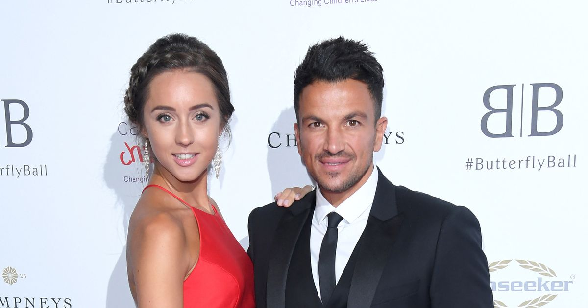 Peter Andre says he's 'punching' with wife Emily after fan gives brutal opinion