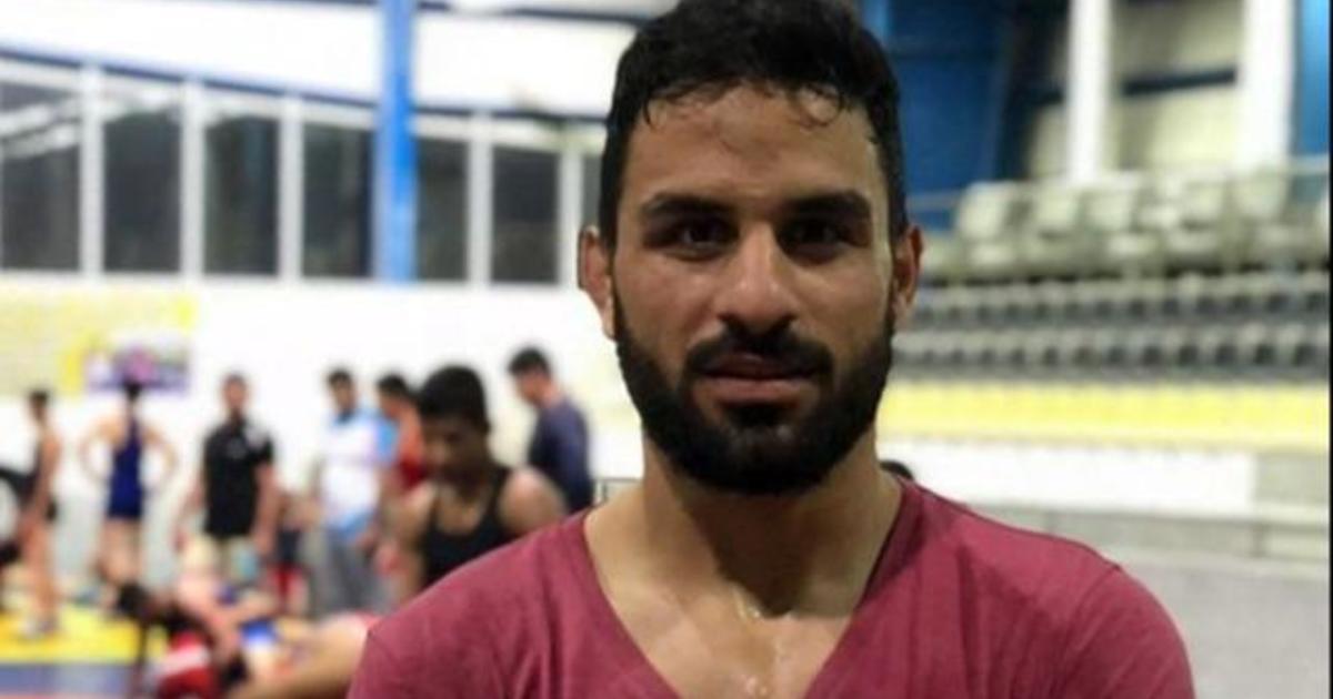 Iran executes 27-year-old wrestling star Navid Afkari