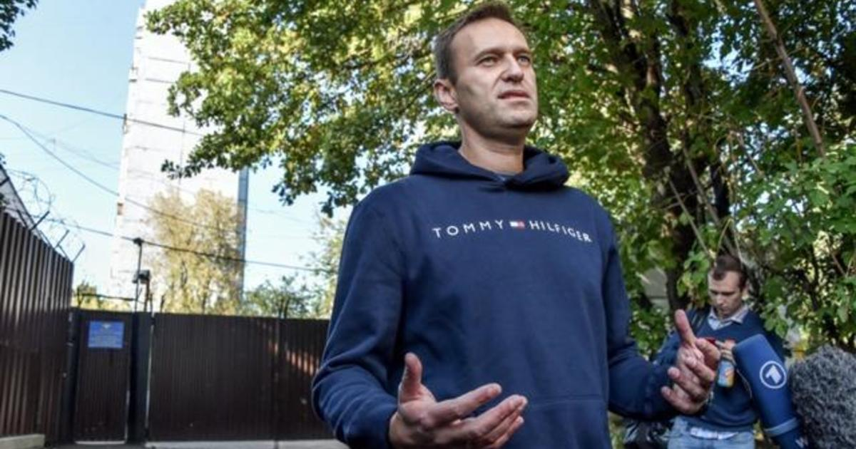 U.N. calls for investigation into apparent poisoning of Putin critic Alexei Navalny