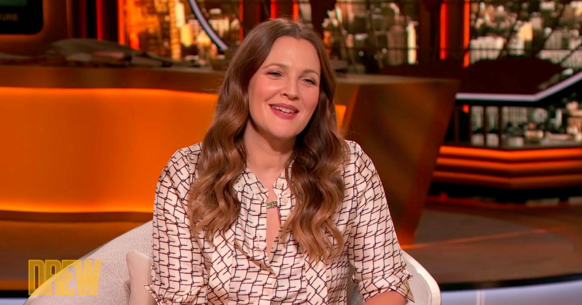 Drew Barrymore declares love for ex-husband as they reunite on her talk show