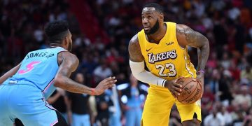 NBA Finals odds: Lakers, LeBron favored to roll