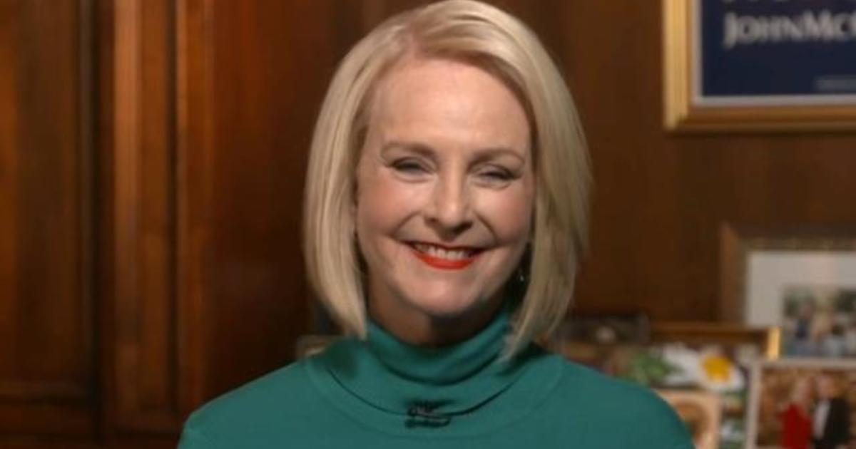 Cindy McCain, wife of late Republican Senator John McCain, endorses Joe Biden for president