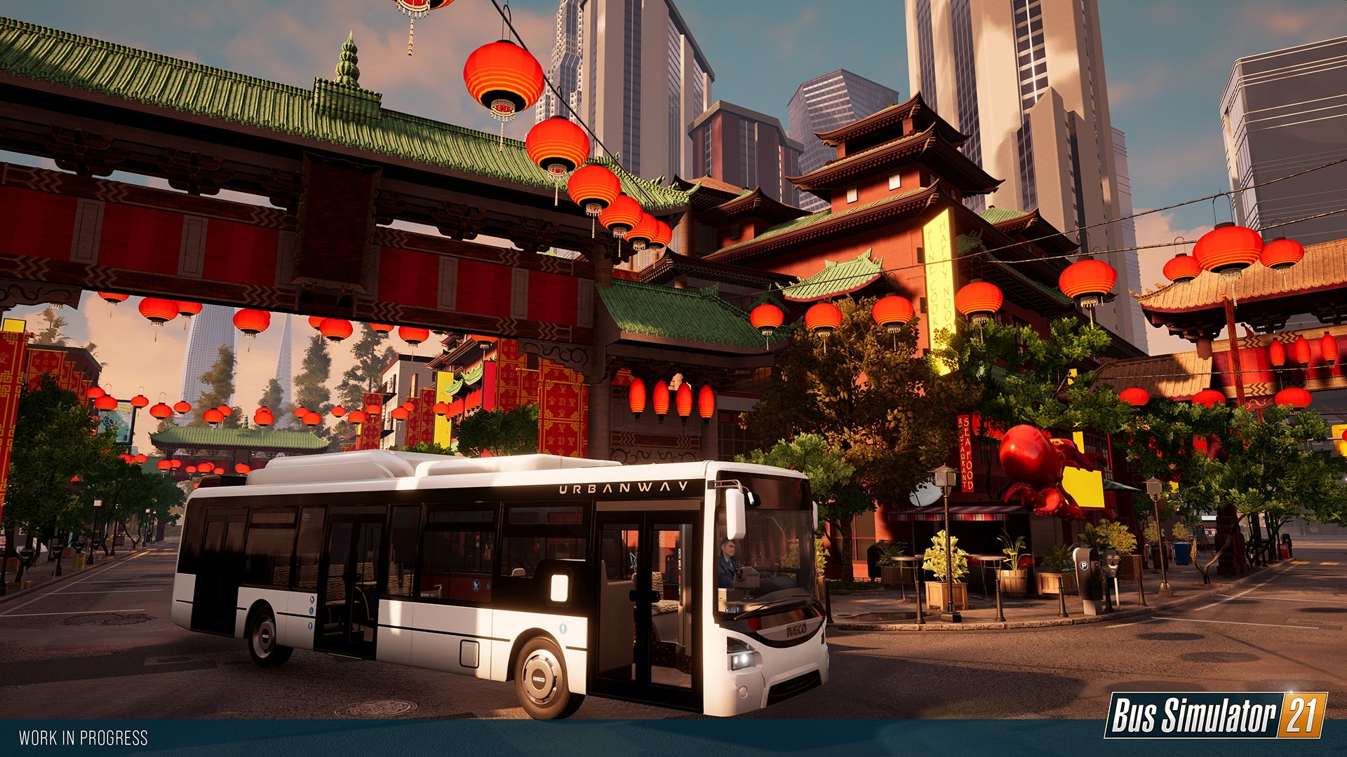 Bus Simulator 21 Drives Onto PC And Consoles In 2021