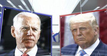 The full first debate between President Trump and Joe Biden